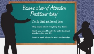 Law of Attraction Practitioner Certification image