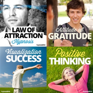 Law of attraction hypnosis bundle
